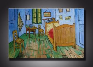 Van Gogh Art Reproduction Oil Painting on Canvas pictures & photos