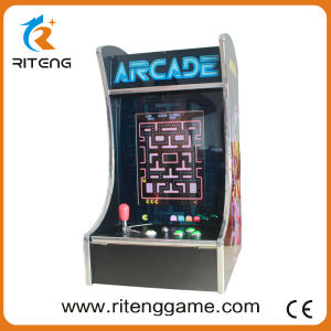 Coin Pusher Type Mini Bartop Arcade Machine pictures & photos