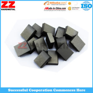 Cemented Carbide Brazed Turning Inserts. pictures & photos