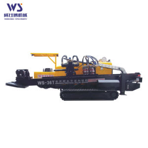 Bore Hole Drilling Machine (WS-36T) pictures & photos