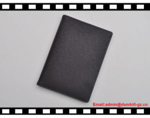 New Fashion Black Passport Cover Wallet pictures & photos