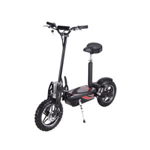 Mobility 1500W Foldable Brushless 2 Wheel Electric Motorcycle (SZE1500S-1) pictures & photos