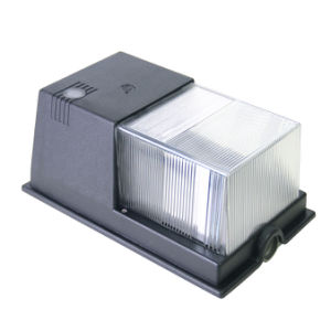 Top Sale UL Dlc Approval Aluminum Outdoor Mini LED Wall Pack Lighting with IP65 pictures & photos