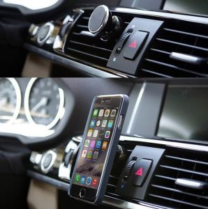 Magnetic Car Air Vent Mobile Phone Holder pictures & photos