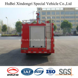 3ton Jmc Water Tank Firefighting Truck Euro 4 pictures & photos