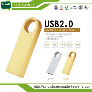 Waterproof Mini Metal USB Stick Pendrive pictures & photos