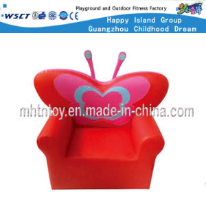 Children Furniture Butterfly Type Single Sofa (HF-09902) pictures & photos