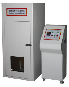 Gravity Impact Tester for Rechargeable Cell & Battery Pack (UN 38.3.4.6 / IEC62133) pictures & photos