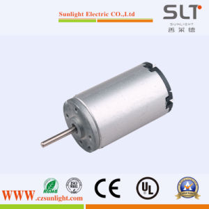 24V 2.11A Max Efficiency Current Mini Brush Motor Apply Car pictures & photos