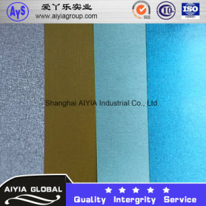 Color Coated Aluzinc Sheet Metal (PPGL) pictures & photos