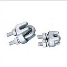 HDG Pjk Type Steel Wire Clip pictures & photos