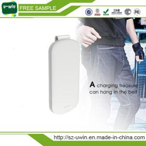 Free Samples Portable Hook Aluminum 5000mAh Portable Power Bank pictures & photos