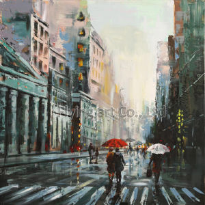 Landscape Craft Modern Oil Painting pictures & photos