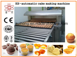 Kh Ce Approved Automatic Cake Production Line/Cake Machines pictures & photos