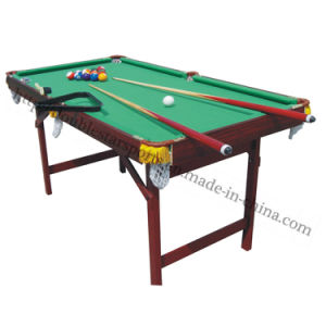 Small Billard Table MDF Kids Pool Game Table Wholesale pictures & photos