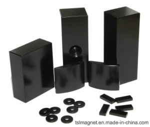Sintered Block Permanent NdFeB Magnet with High Performance pictures & photos