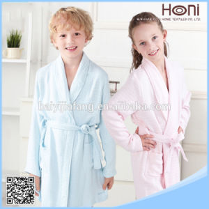 100% Cotton Childre′s Bathrobes