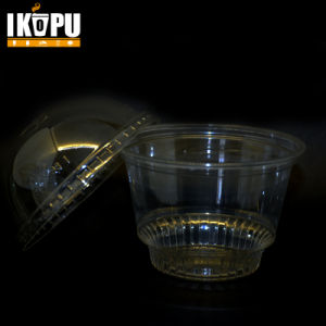 Disposable Plastic Cup Ice-Cream Cup pictures & photos