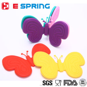 High Quality Anti-Heat Butterfly Kitchen Holder Silicone Kitchen Gloves pictures & photos