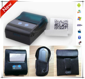Zkc 5804 58mm Android Bluetooth Portable Mini Thermal Printer with Rechargeable Battery pictures & photos