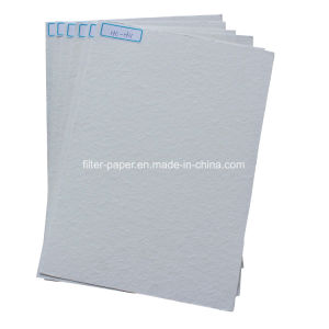 H11 Micro Fiberglass Filter Paper for HEPA pictures & photos