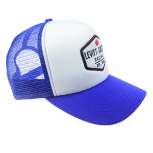 Custom Embroidery Patch Mesh Trucker Cap pictures & photos