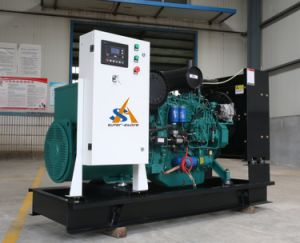 Power Generation Equipment Used Marine Engines 3 Phase Silent Diesel Generator pictures & photos