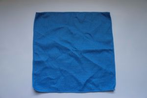 Bamboo Fiber Cleaning Cloth pictures & photos