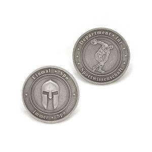 Customized Antique Silver Basketball Souvenir Coin pictures & photos