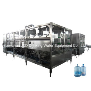 1200bph 5 Gallon Bottle Washing Filling Capping Machine pictures & photos
