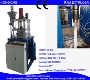 Hx-30L Vertical Automatic RAM Extruder Device pictures & photos