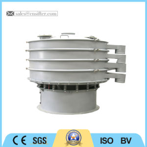 Mining Powder Carbon Steel Rotary Vibrating Sifter Machine pictures & photos