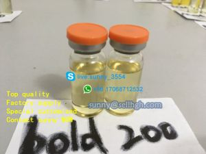 Injectable Finished Vials Boldenone Undecylenate for Pure Steroid Muscle Gain pictures & photos