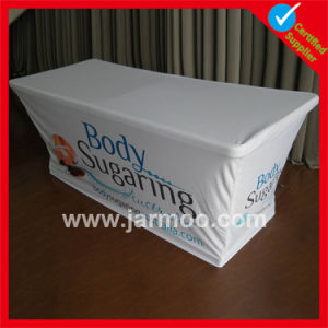 Polyester Fabric Trade Show Table Cloth pictures & photos
