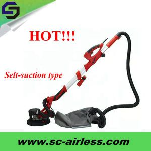 Portable Type Wall Polisher 7180e Drywall Sander 800W pictures & photos