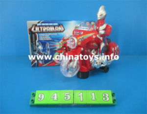 Baby Toy Plastic Toys B/O Motorcycle (945113) pictures & photos