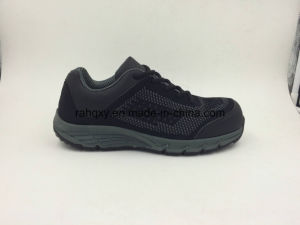 Wearable Comfortable Flyknit Unisex Women′s Safety Shoes (16038_ pictures & photos
