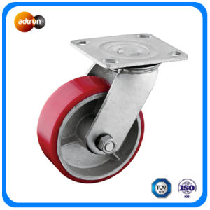 Heavy Duty Top Plate Caster Wheels pictures & photos