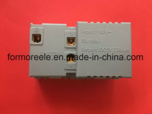 American USB Wall Socket/American Type 2 Gang Electrical Outlet with 2 USB Ports/ Us Power Socket/ pictures & photos