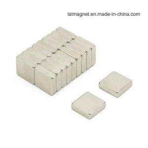 Powerful 12.7*12.7*12.7mm Cube Sintered Neodymium Magnet pictures & photos