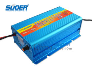 Suoer 12V 40A Universal Lead Acid Battery Charger (MA-1240E) pictures & photos