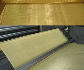 China Brass Wire Mesh/Filter Screen pictures & photos