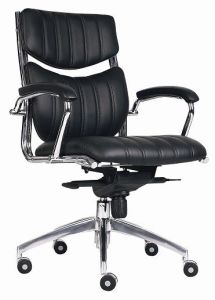 Modern Middle Back Aluminum Base Meeting Chair (BS-1503B-2) pictures & photos