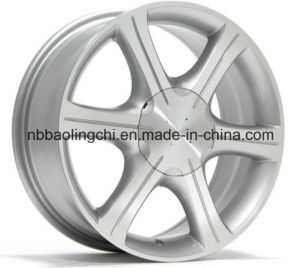 17 Inch Alloy Wheels with PCD 5X114.3 for Nissan pictures & photos