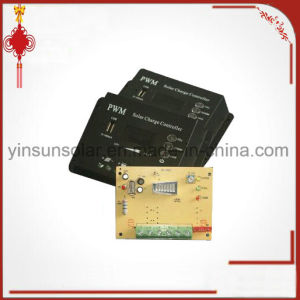 LED Digital Tube Display Solar Controller of 12V/24V10A pictures & photos