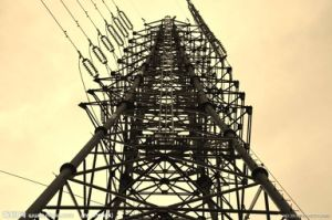 Customed Angle Steel Transmission Line Tower pictures & photos