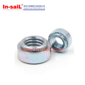 China Companies 10mm Threaded Insert Rivet Nut for Sheet Metal pictures & photos