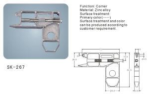 Corner Accessories/ Joint Corner/ Connector (SK-267) pictures & photos