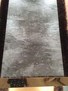 Building Material 6060 Water-Proof Rock Look Black Ceramic Floor Tile pictures & photos
