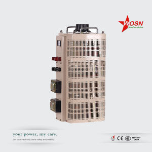 50kVA Variable Transformer Voltage Regulator pictures & photos